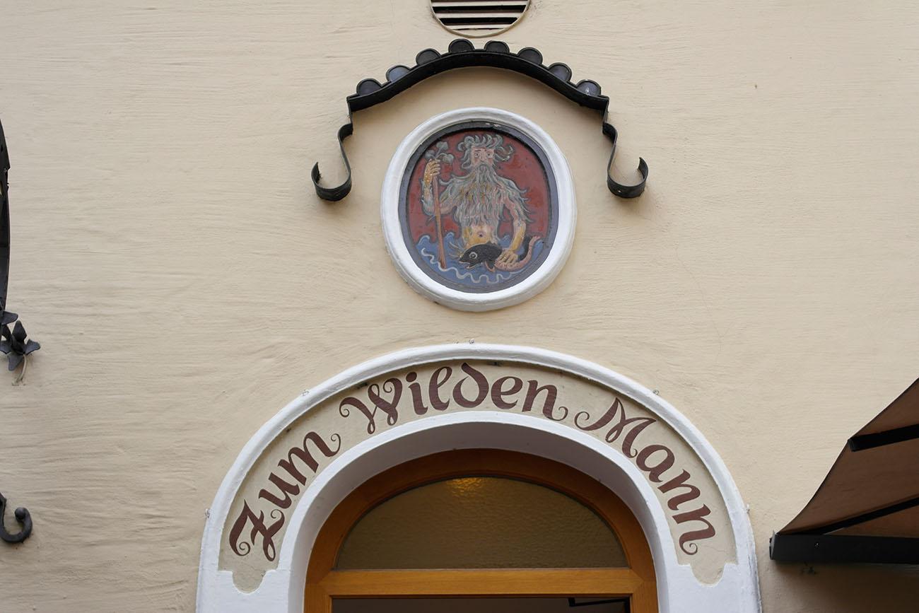Gasthaus zum Wilden Mann (c) STADTBEKANNT Zohmann