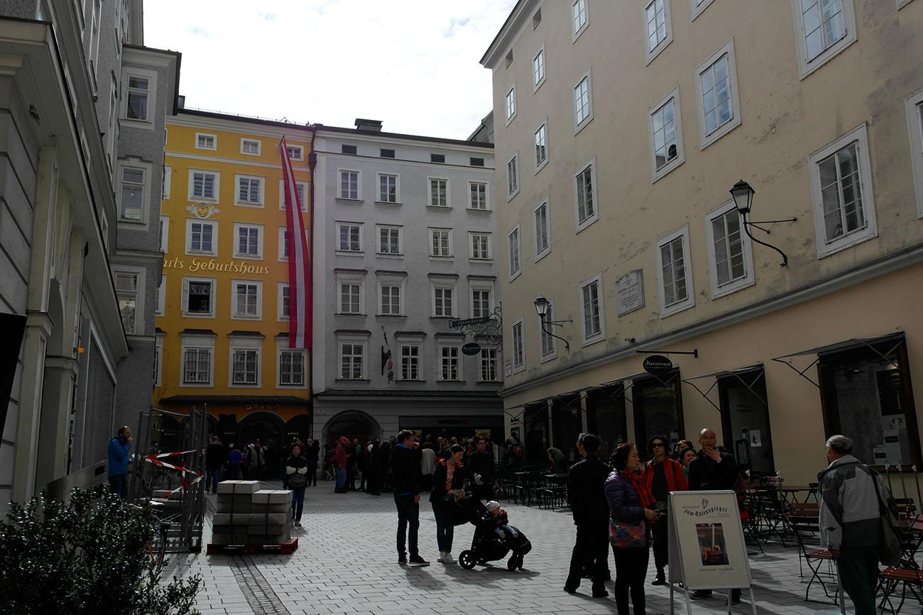 Hagenauerplatz (c) STADTBEKANNT Zohmann
