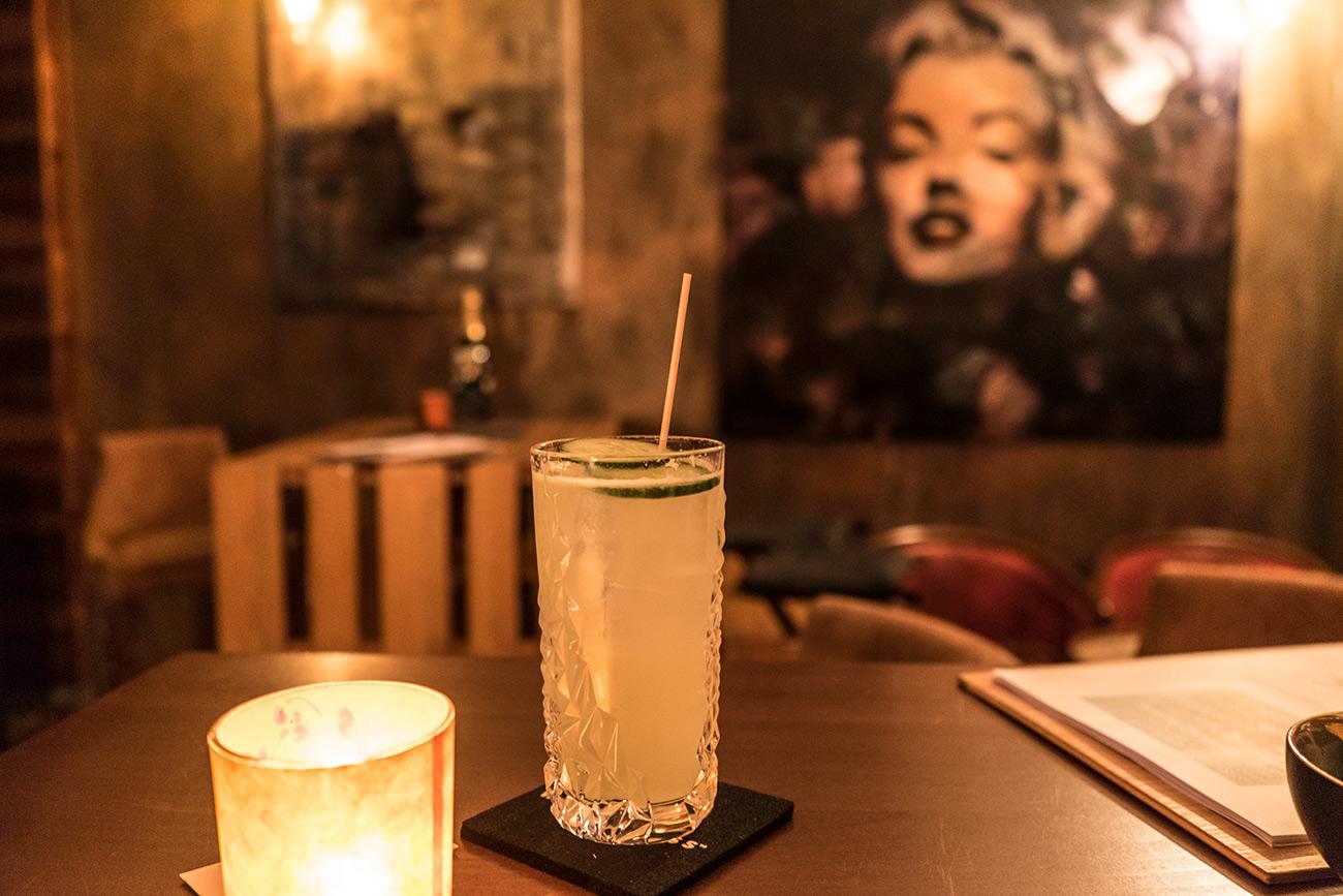 Cocktail im Little Grain (c) STADTBEKANNT Zohmann