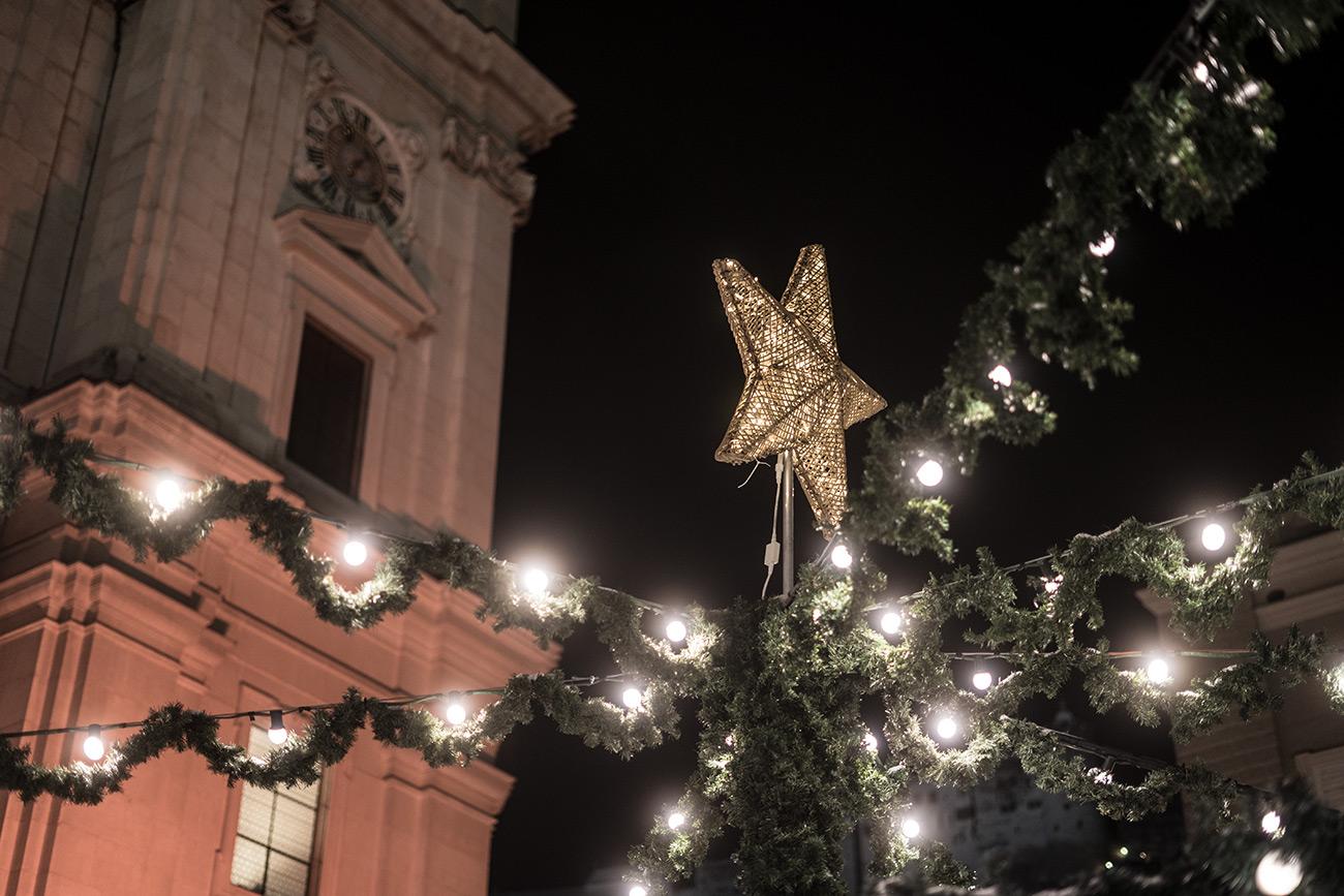 Salzburger Christkindlmarkt (c) STADTBEKANNT Zohmann