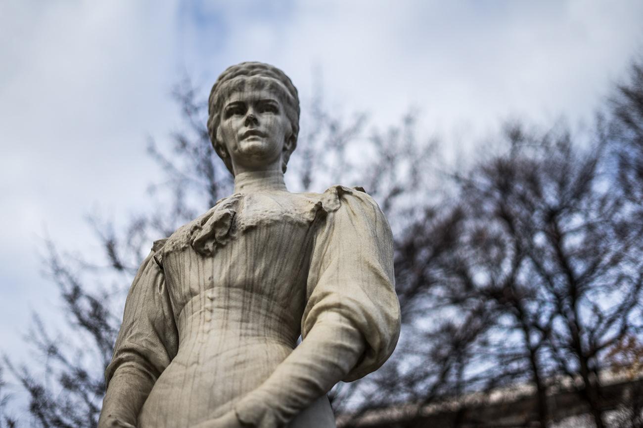 Kaiserin-Elisabeth-Denkmal (c) STADTBEKANNT Zohmann