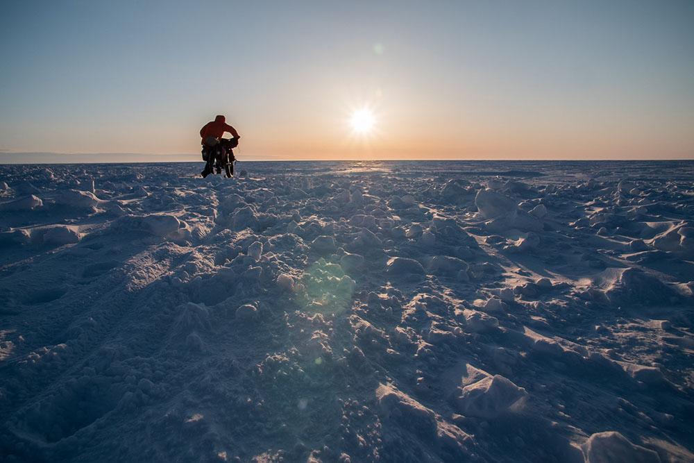 Frozen Road (c) Ben Page