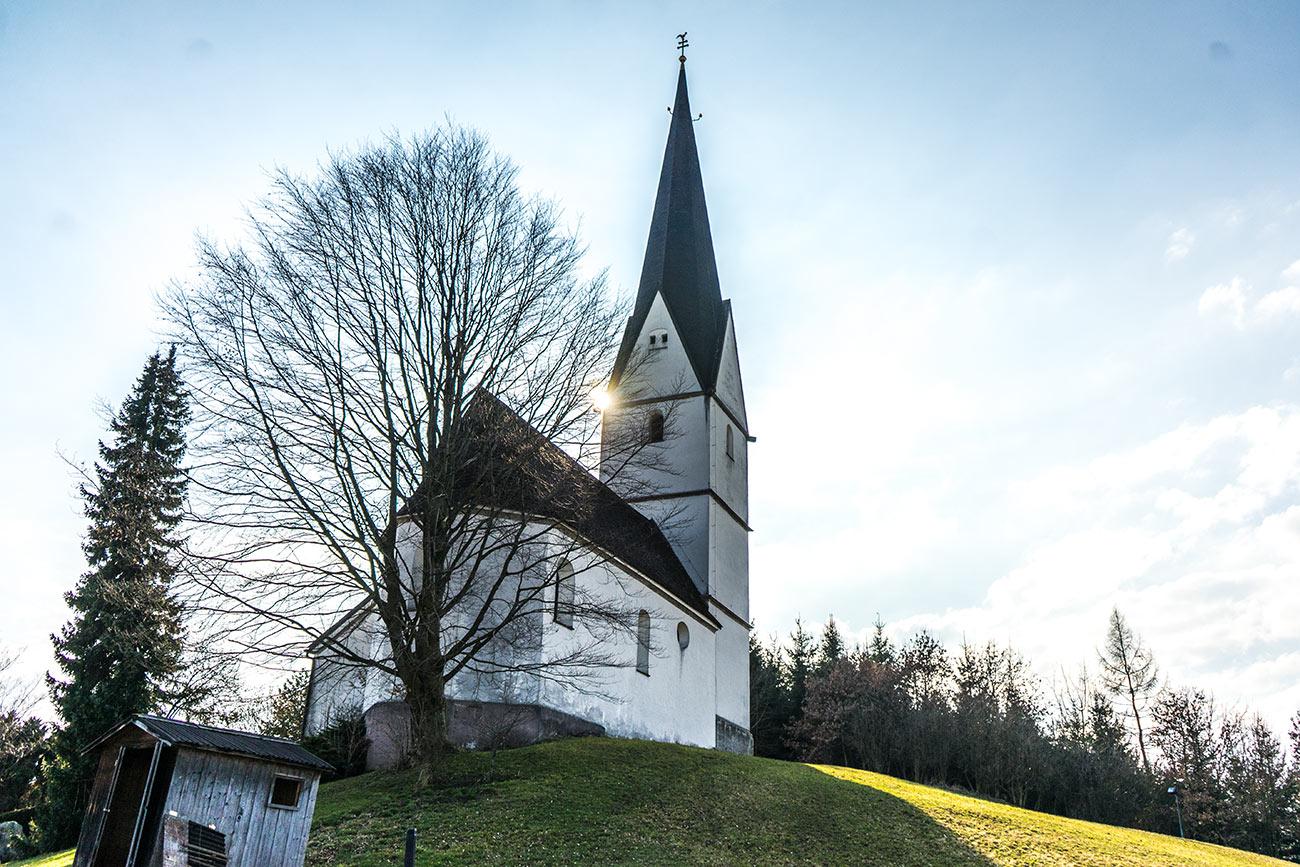 Filialkirche zum heiligen Jakobus in Gois (c) STADTBEKANNT Zohmann