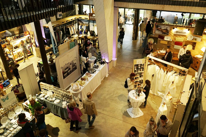Kunst- und Designmarkt Panzerhalle (c) STADTBEKANNT Zohmann