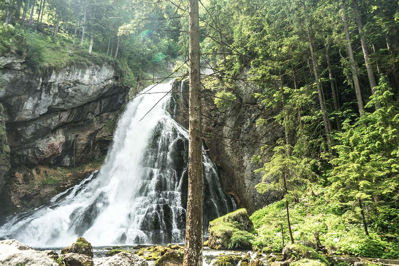 Gollinger Wasserfall (c) STADTBEKANNT Zohmann