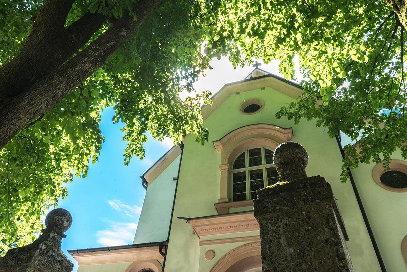 Pfarrkirche Aigen (c) STADTBEKANNT Zohmann