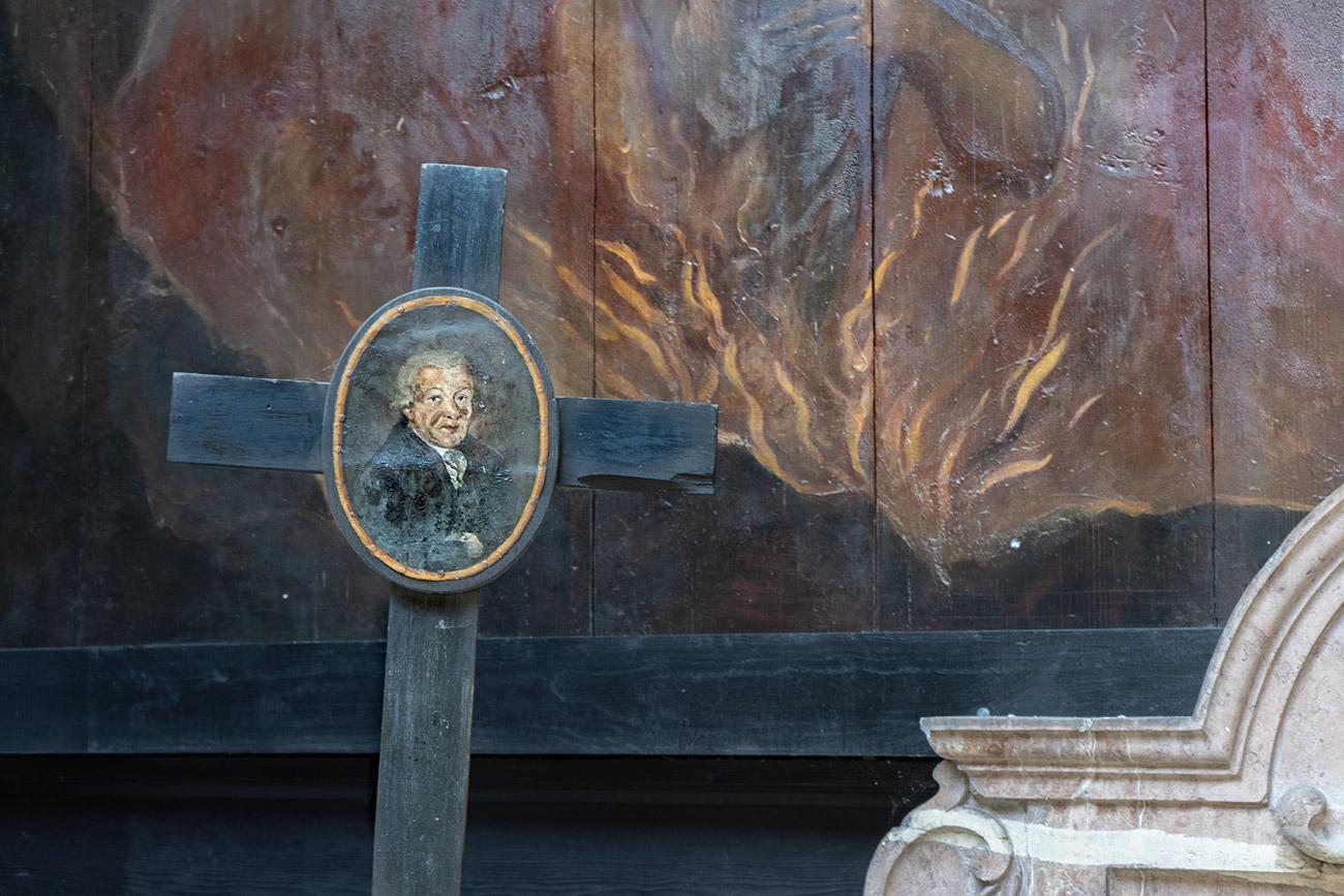 Grab von Michael Haydn am Petersfriedhof (c) STADTBEKANNT Zohmann