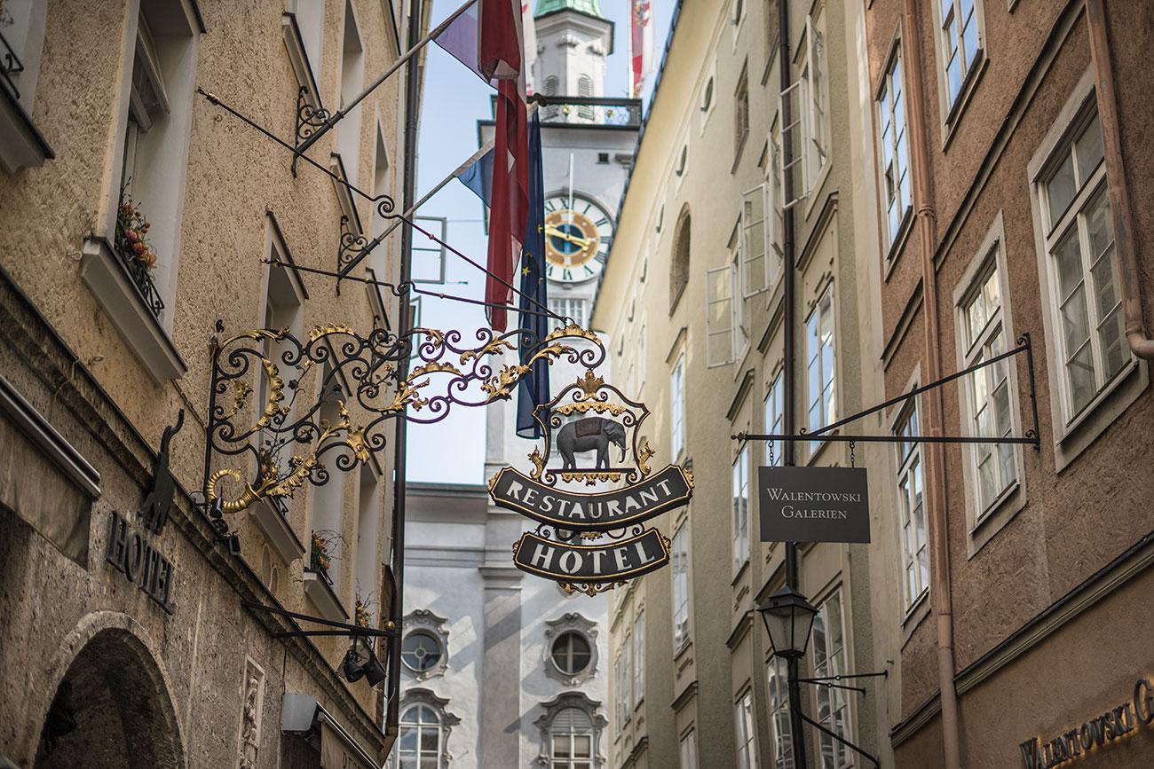 Die Toten von Salzburg: Grabstätte Erzbischofs Thun in der Domkrypta (c) STADTBEKANNT Zohmann