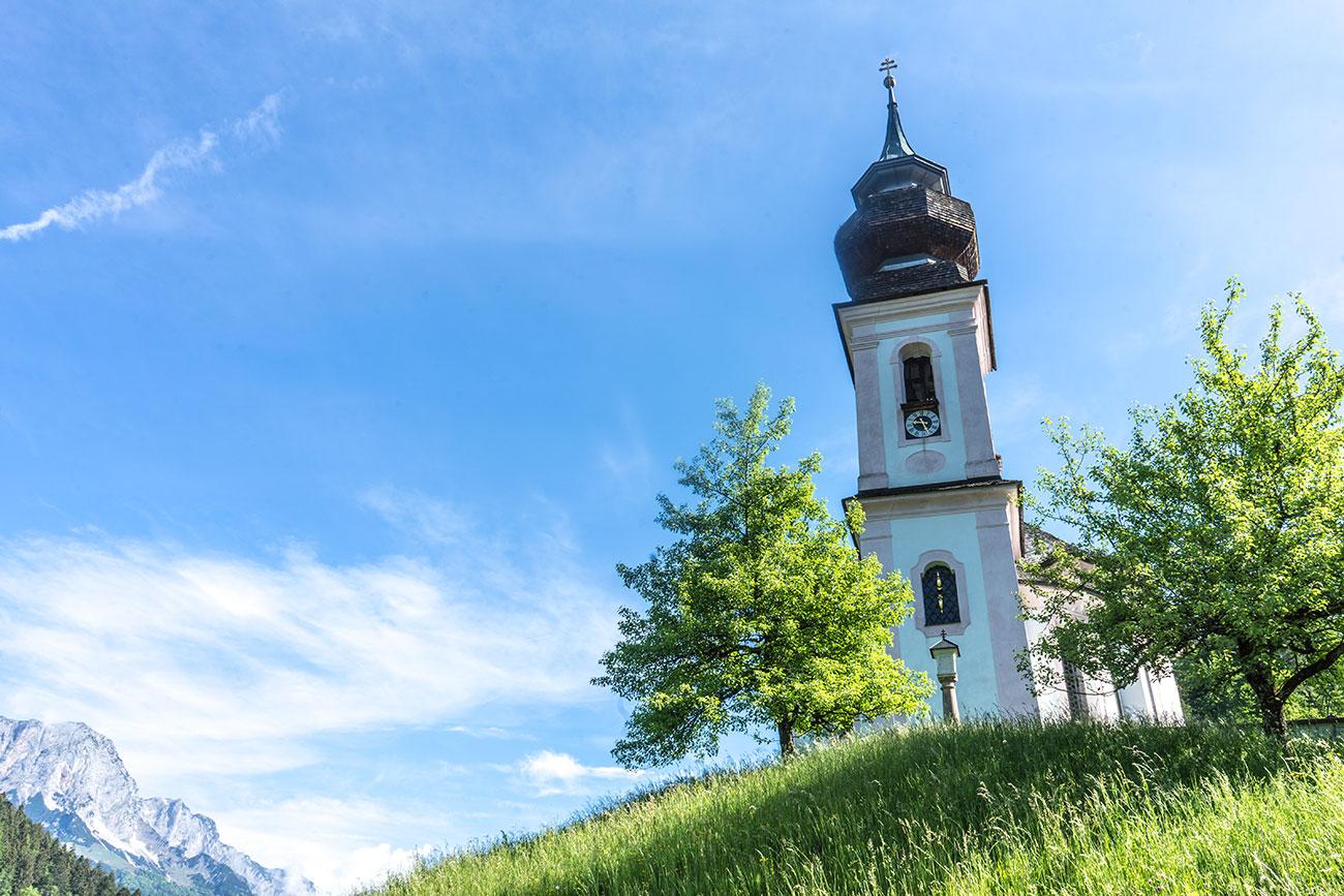 Wallfahrtskirche Maria Gern (c) STADTBEKANNT Zohmann