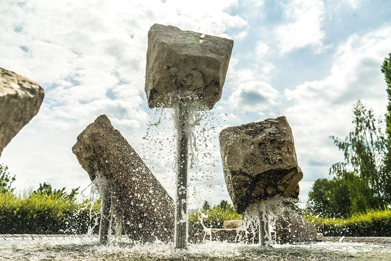 Brunnen von Hartwig R. Müllleitner (c) STADTBEKANNT Zohmann