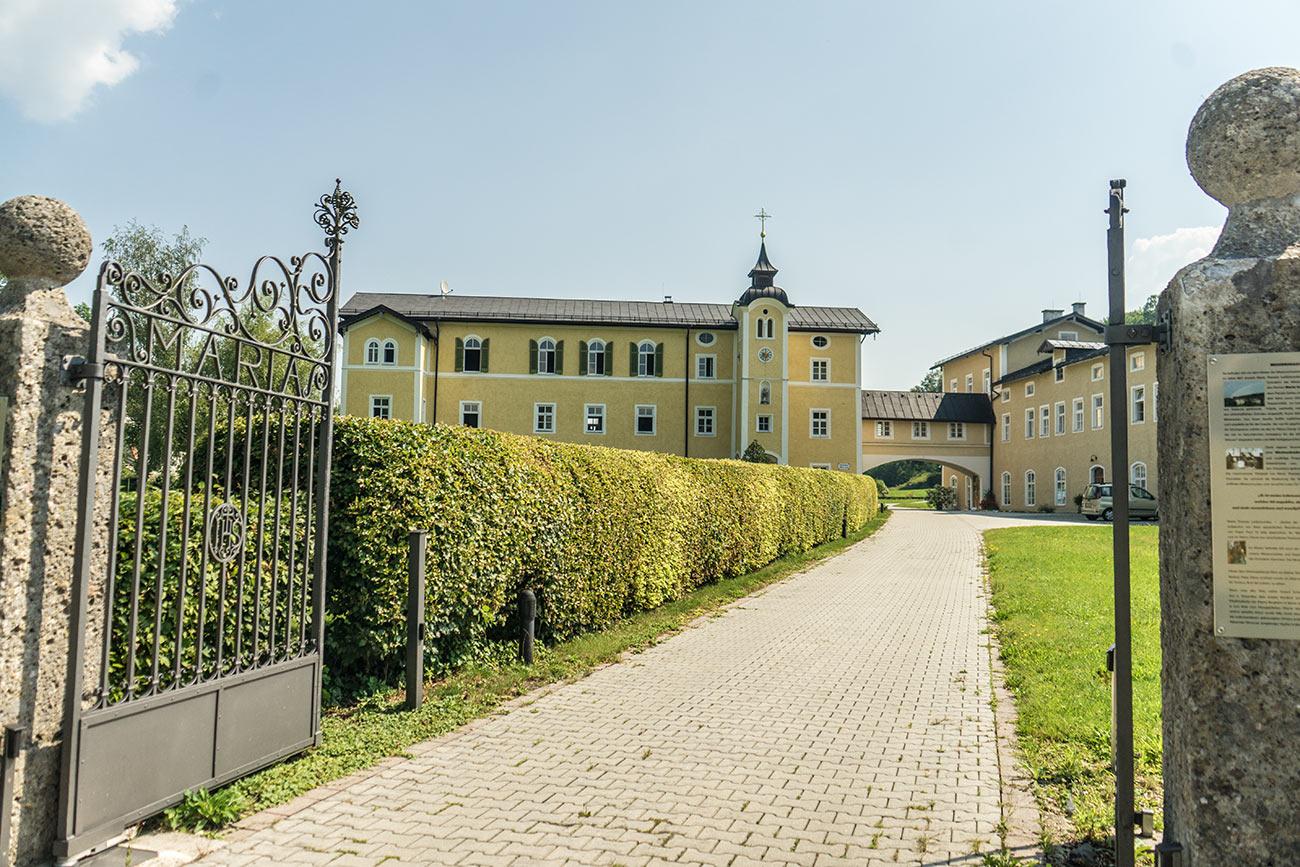 Missionshaus Maria Sorg (c) STADTBEKANNT Zohmann