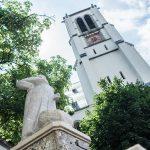 Marktfrauenbrunnen auf der Schranne (c) STADTBEKANNT Zohmann