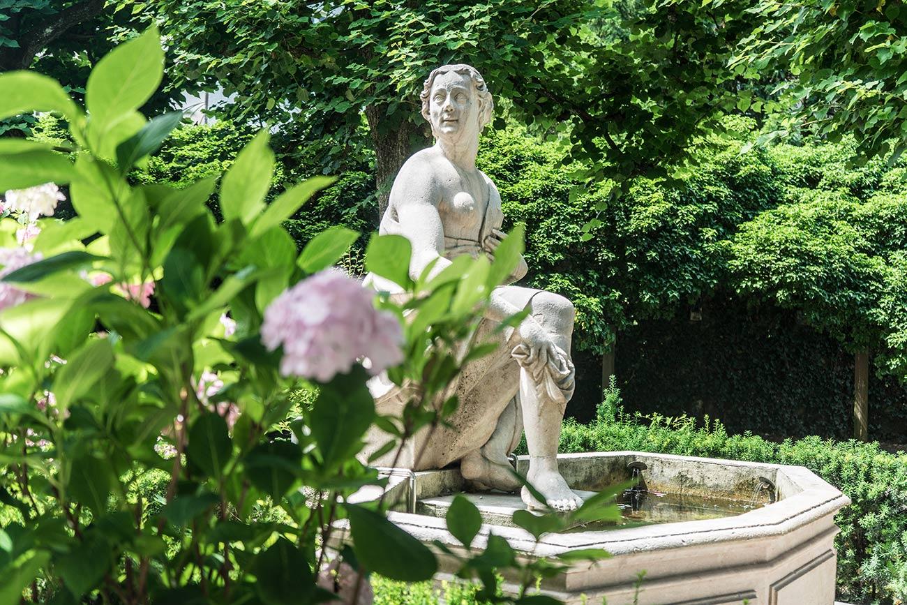 Susannabrunnen im Mirabellgarten (c) STADTBEKANNT Zohmann