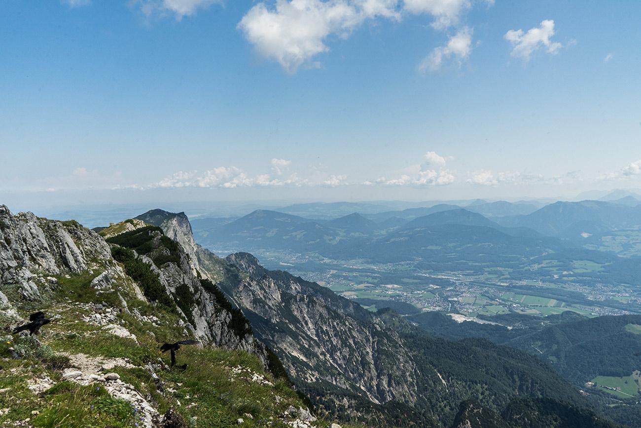 Aussicht vom Berchtesgadener Hochthron (c) STADTBEKANNT Zohmann