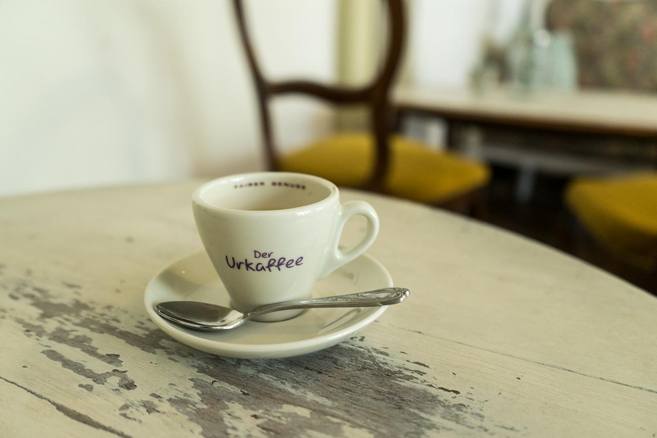 Urkaffee im Röstzimmer 15 (c) STADTBEKANNT Zohmann
