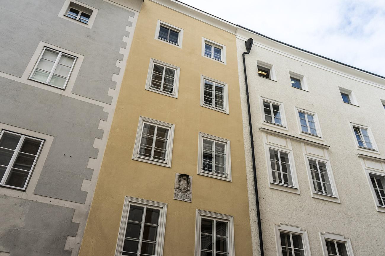 Kapellhaus in der Sigmund-Haffner-Gasse (c) STADTBEKANNT Zohmann