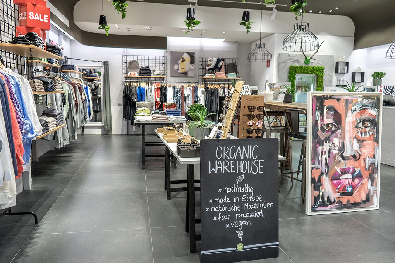 Organic Warehouse (c) STADTBEKANNT Zohmann