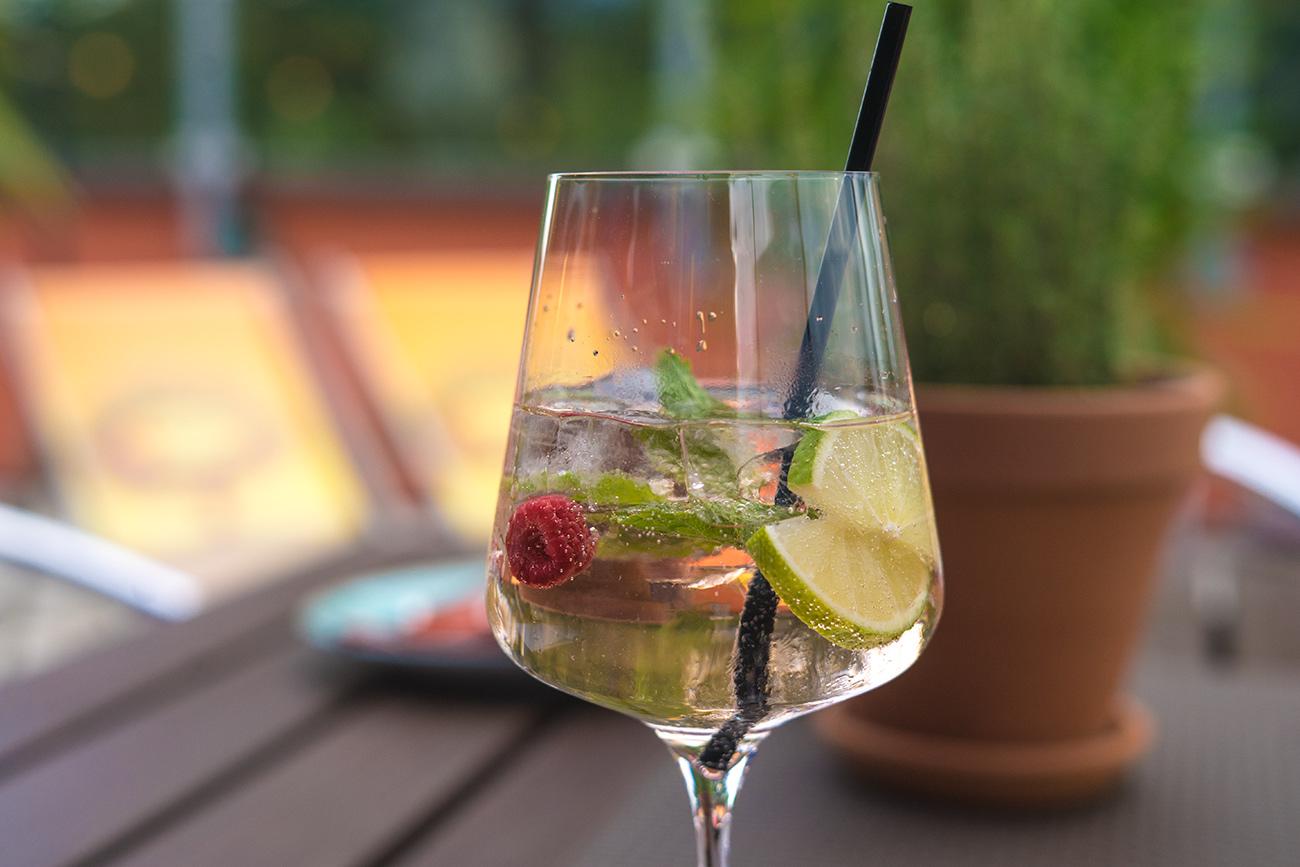 Marchharts Cocktail (c) STADTBEKANNT Zohmann