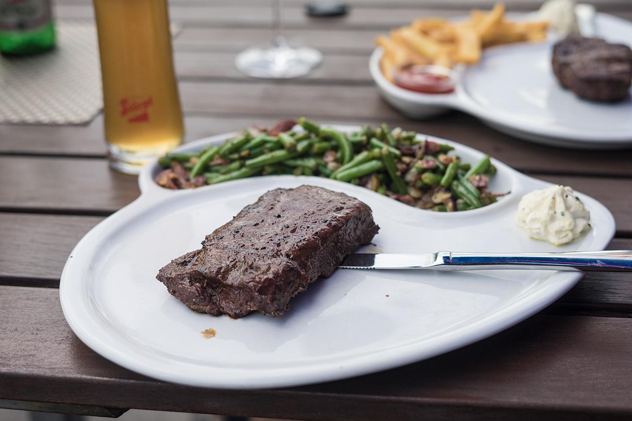 Marchharts Steak (c) STADTBEKANNT Zohmann