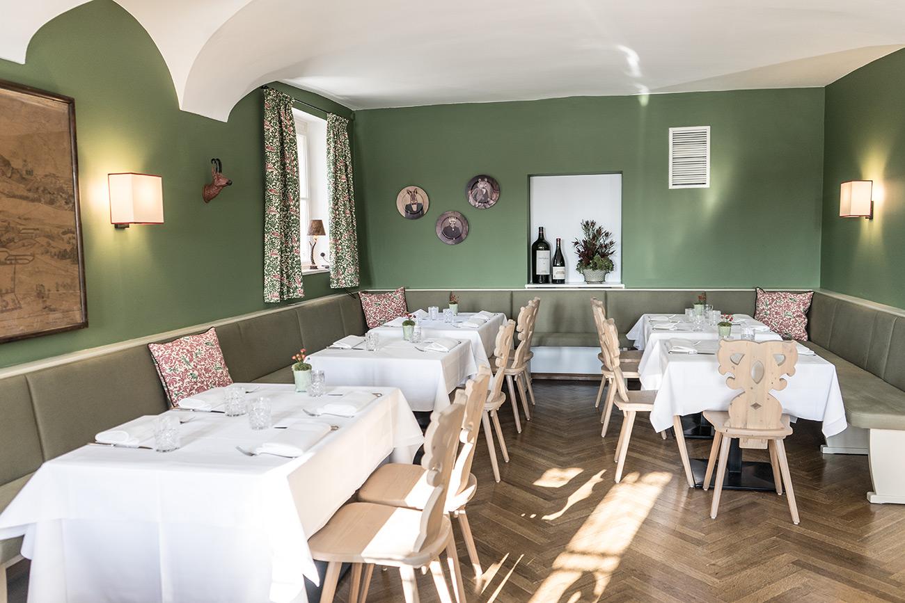 Restaurant Leopold (c) STADTBEKANNT Zohmann
