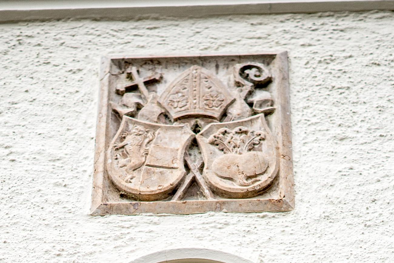 Wappen von Leonhard von Keutschach (c) STADTBEKANNT Zohmann