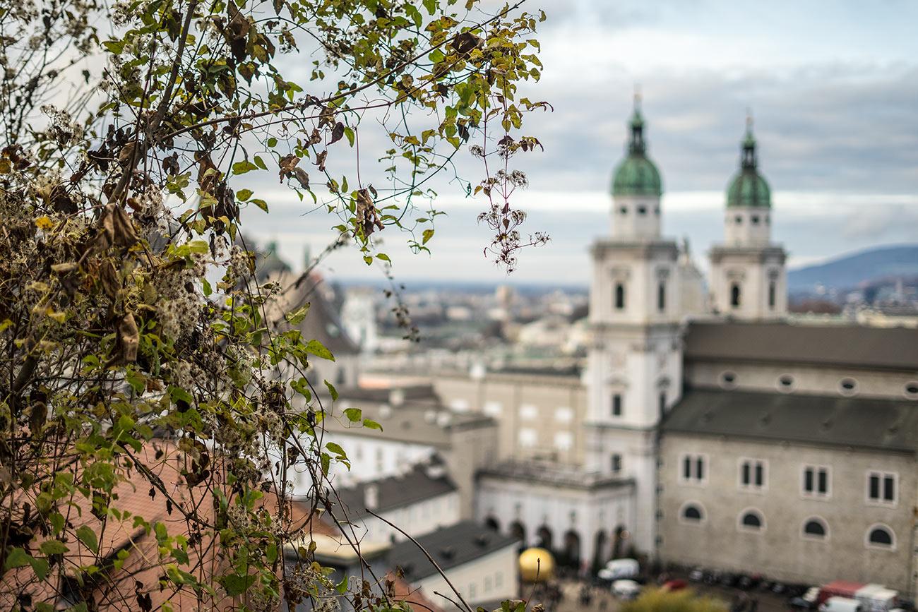 Aussicht auf Salzburg (c) STADTBEKANNT Zohmann