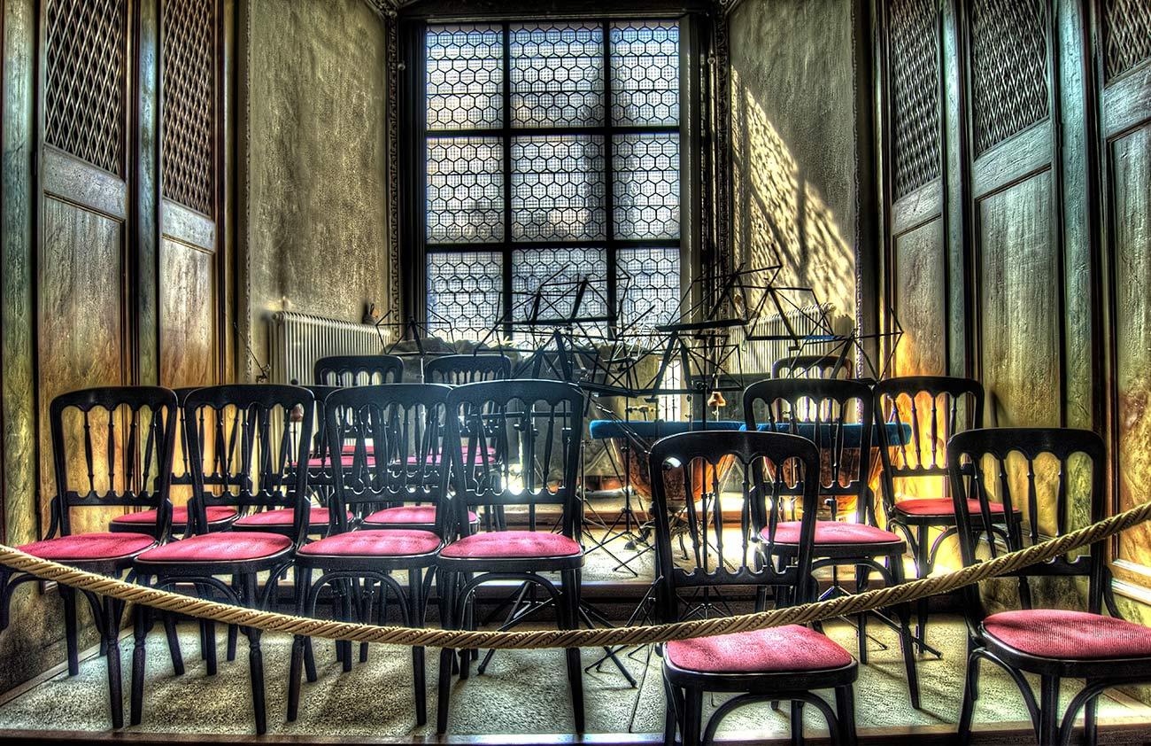 Orgelempore im Dom zu Salzburg (c) STADTBEKANNT Sorger