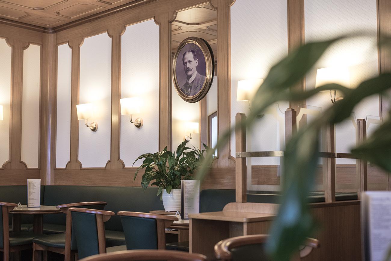 Café Konditorei Fürst Obergeschoß (c) STADTBEKANNT Zohmann