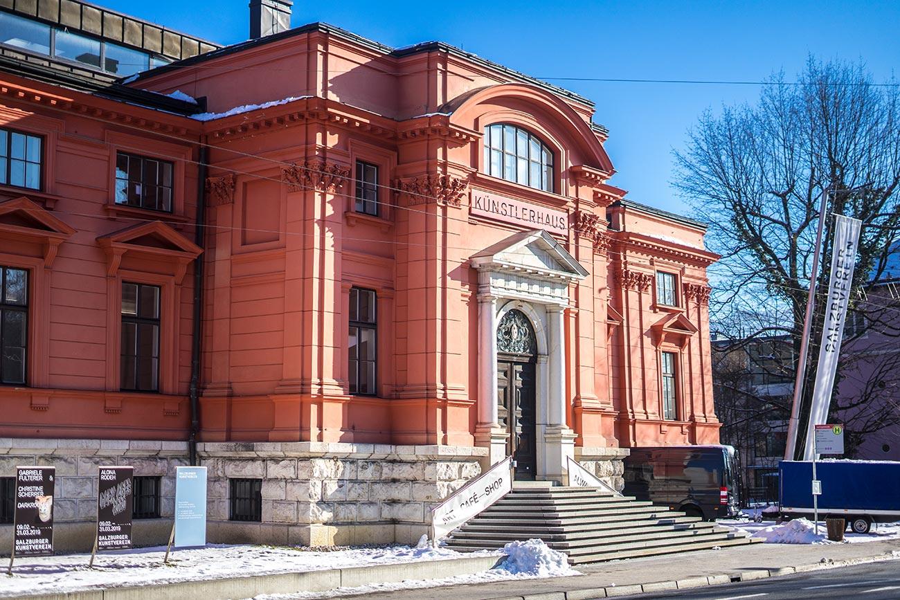 Künstlerhaus (c) STADTBEKANNT Zohmann