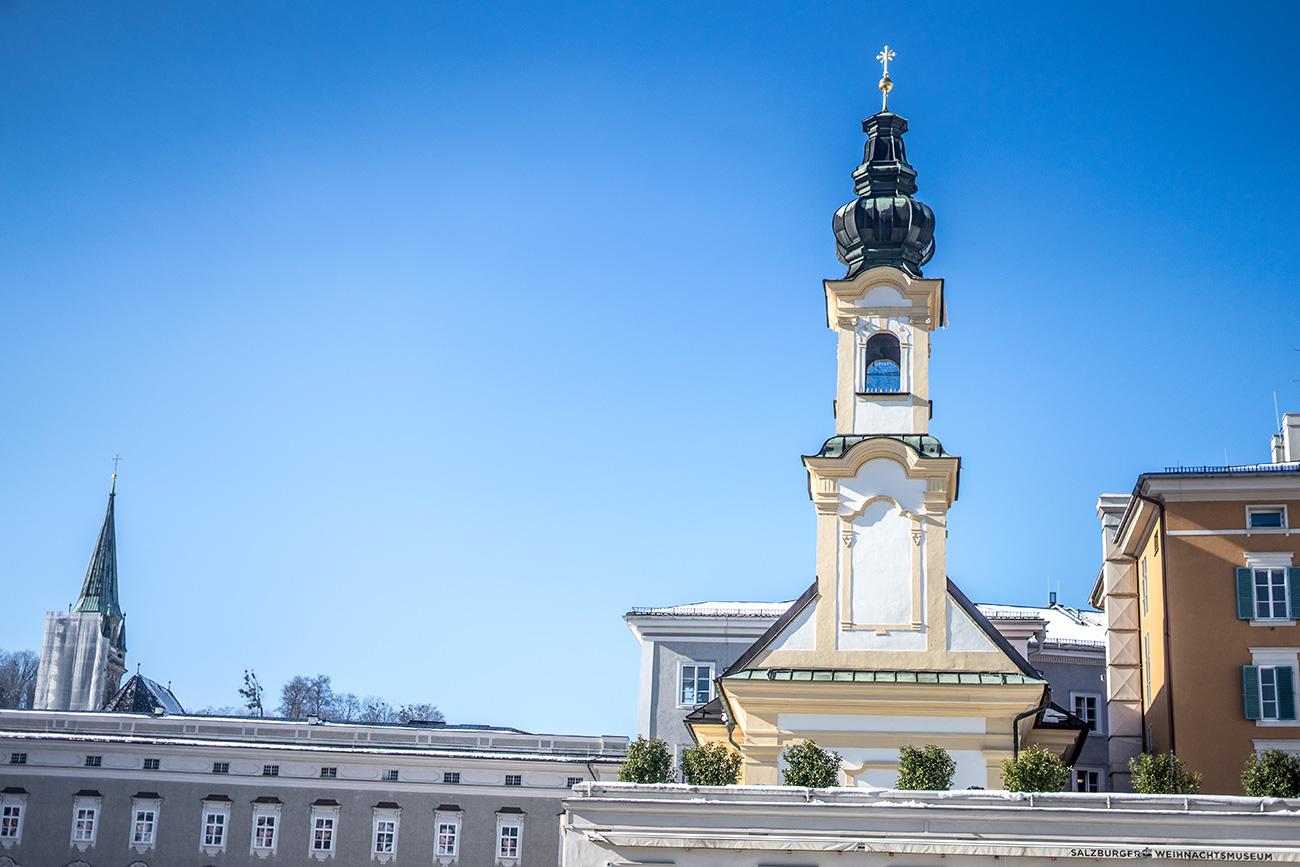 St.-Michaels-Kirche (c) STADTBEKANNT Zohmann