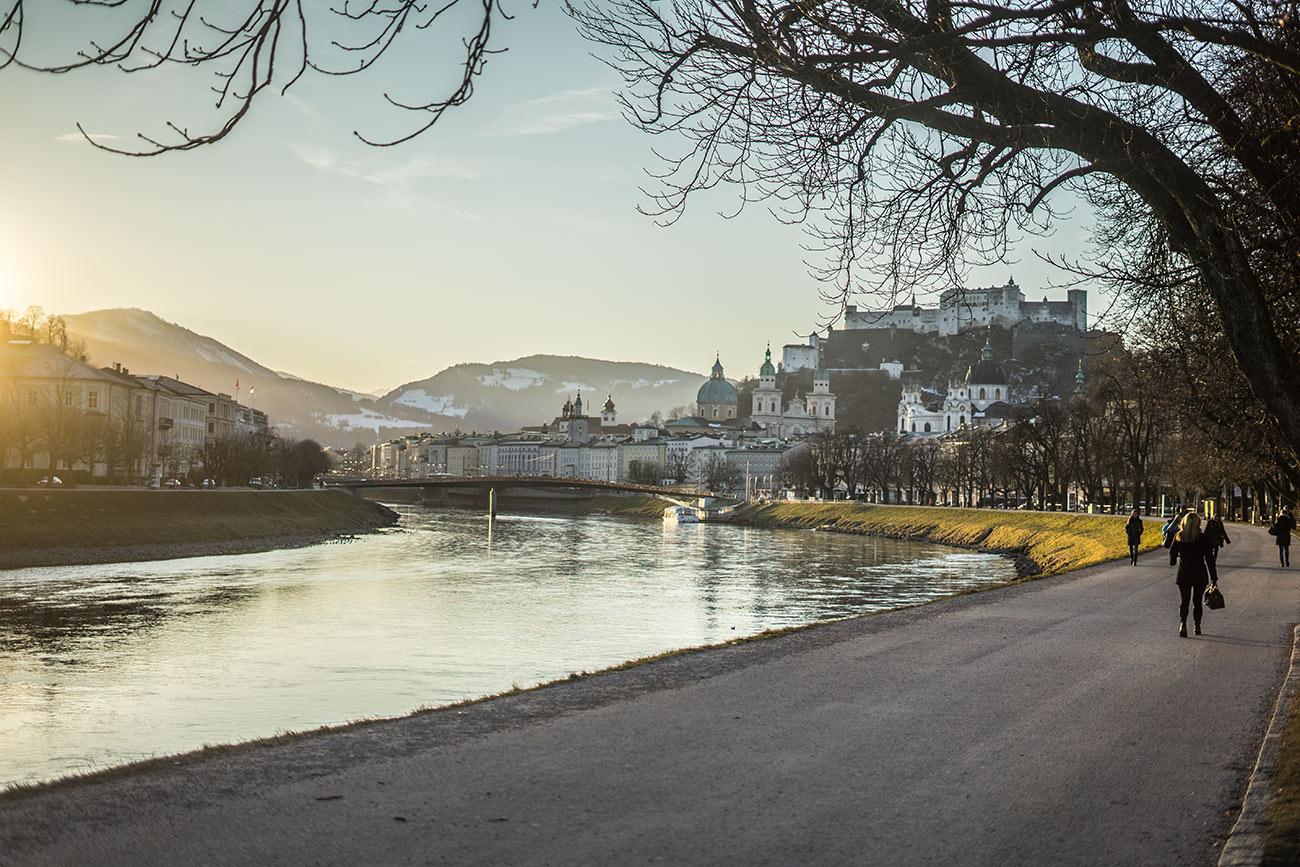 Salzburg Morgenstimmung (c) STADTBEKANNT Zohmann