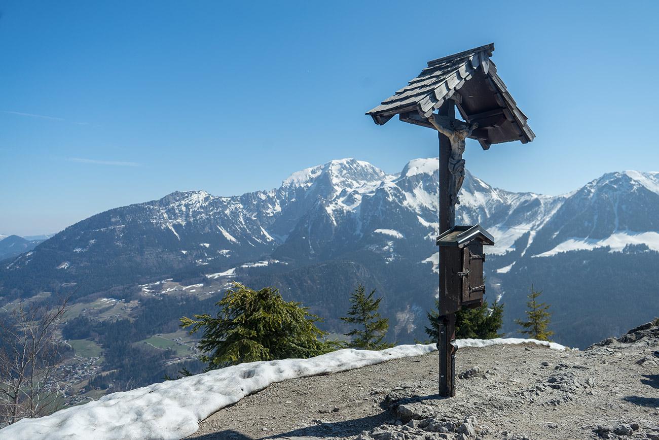 Grünstein Gipfel (c) STADTBEKANNT Zohmann