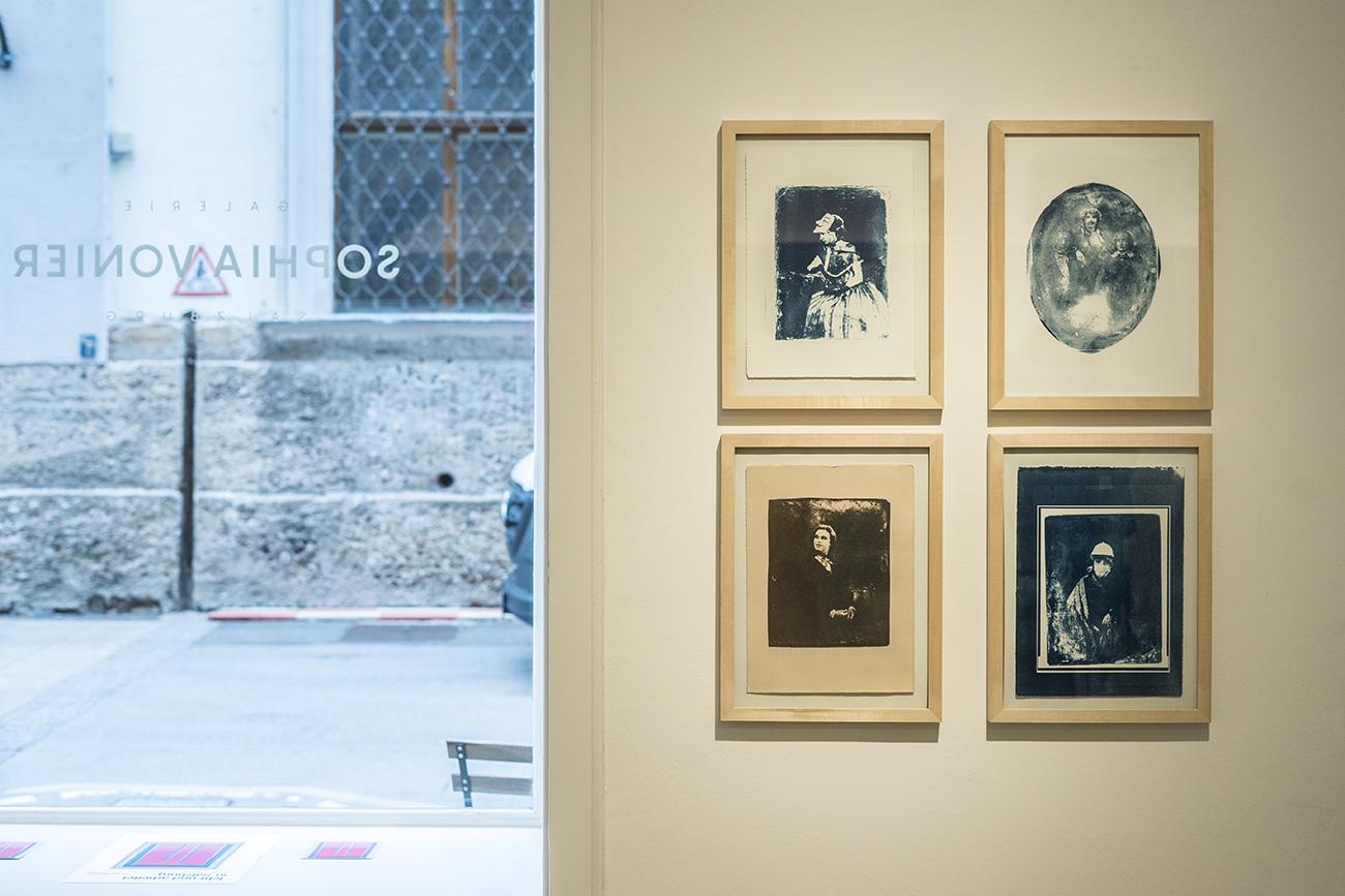 Galerie Sophia Vonier / Elisabeth Schmirl (c) STADTBEKANNT Zohmann