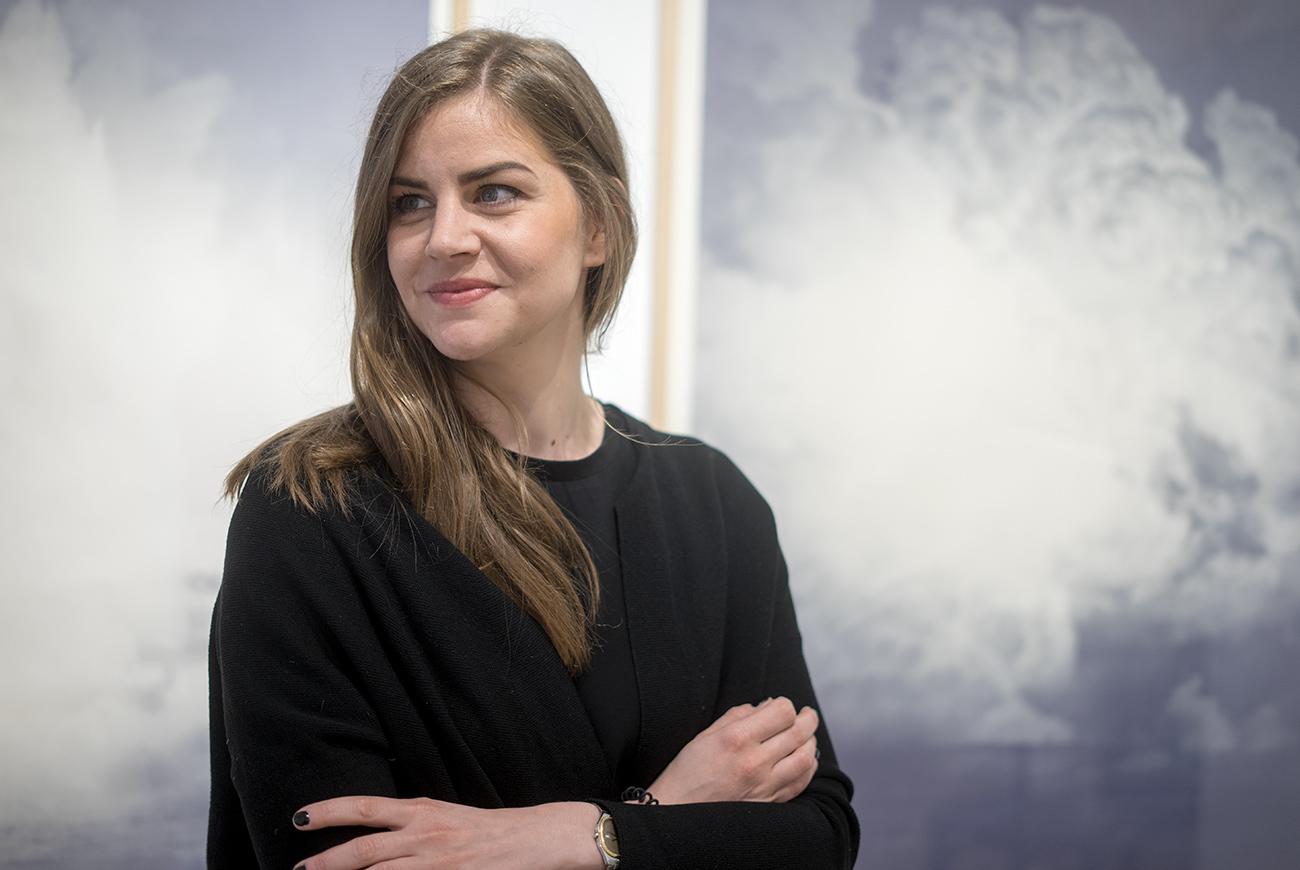 Sophia Vonier (c) STADTBEKANNT Zohmann