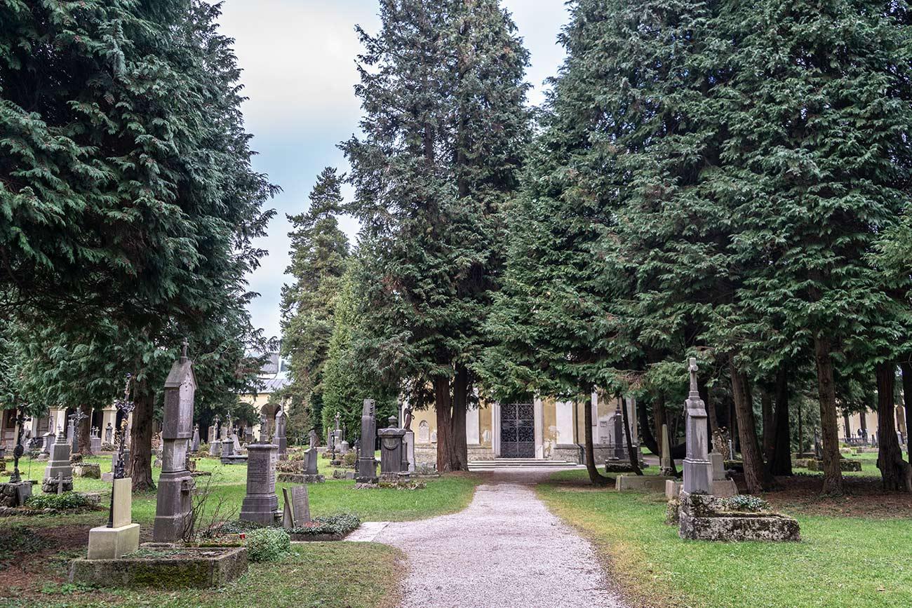 Sebastiansfriedhof (c) STADTBEKANNT Zohmann