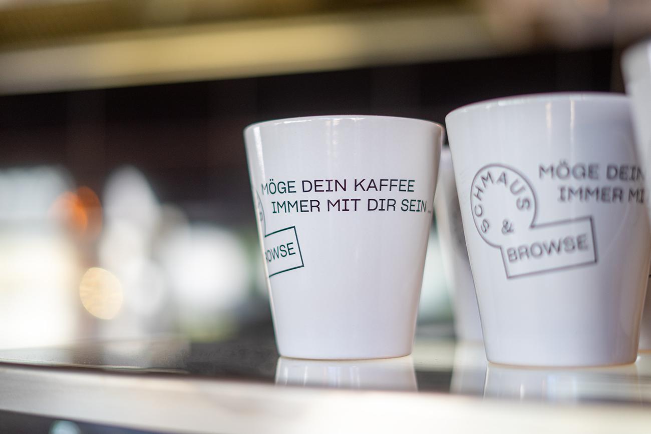 SCHMAUS & BROWSE-Tasse (c) STADTBEKANNT Zohmann