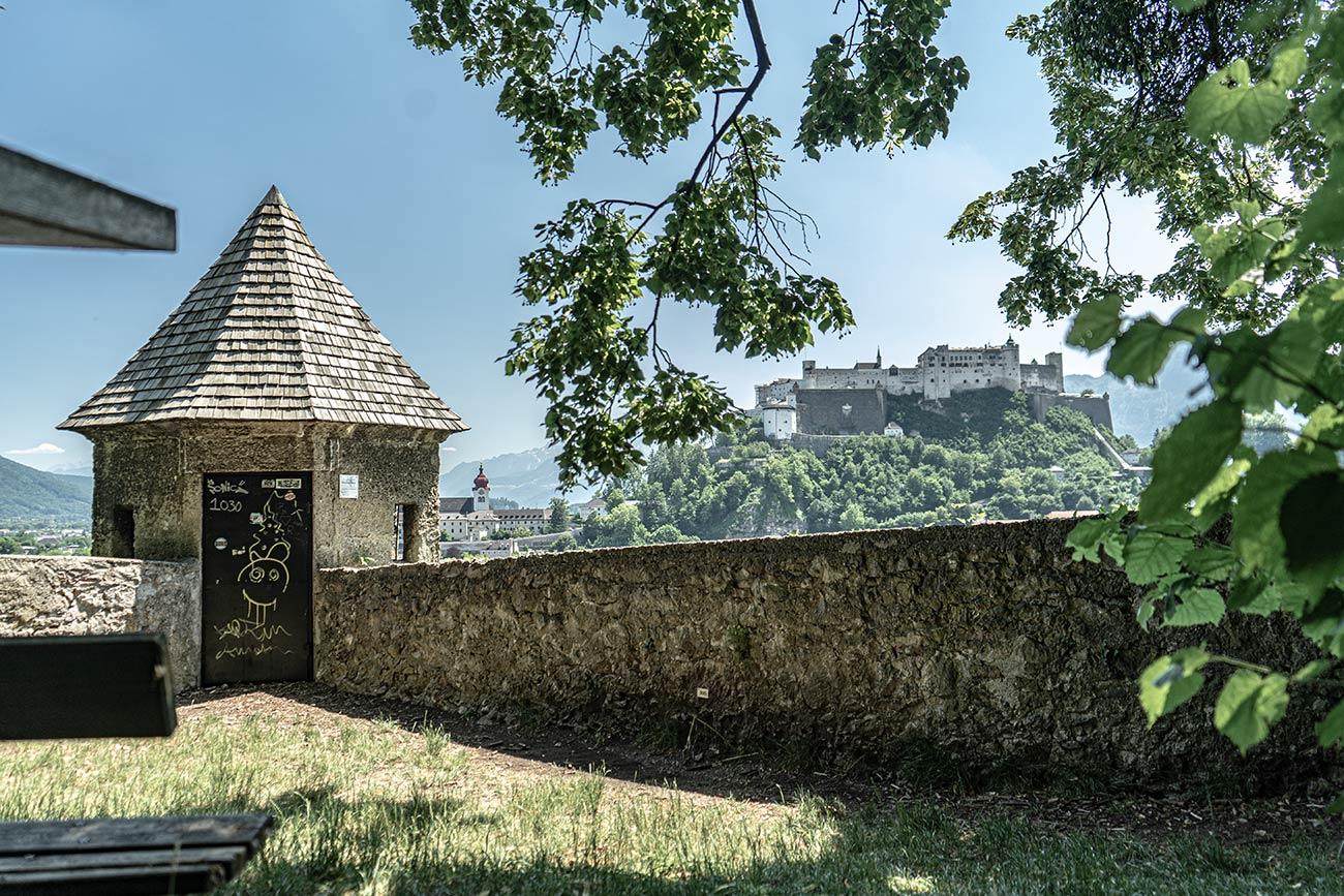Festungsblick vom Kapuzinerberg (c) STADTBEKANNT Zohmann