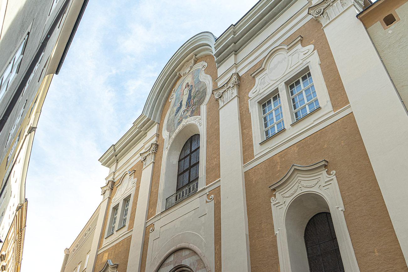 Franziskanerkirche (c) STADTBEKANNT Zohmann