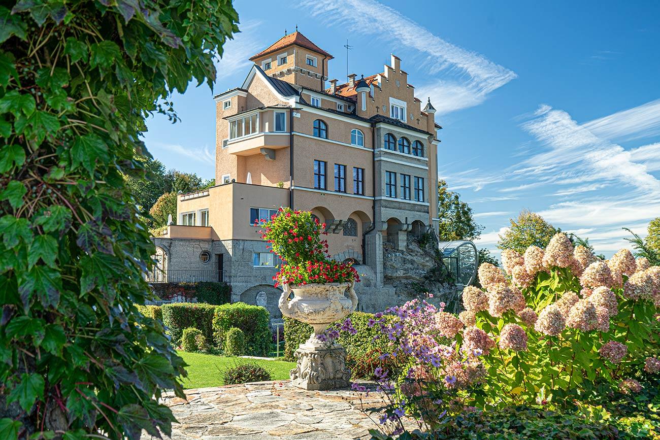 Hotel Mönchstein (c) STADTBEKANNT Zohmann