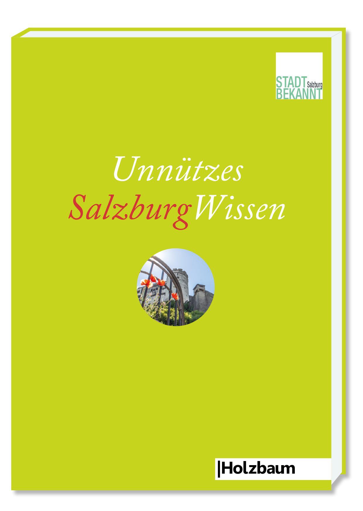 Buch Unnützes SalzburgWissen (c) STADTBEKANNT
