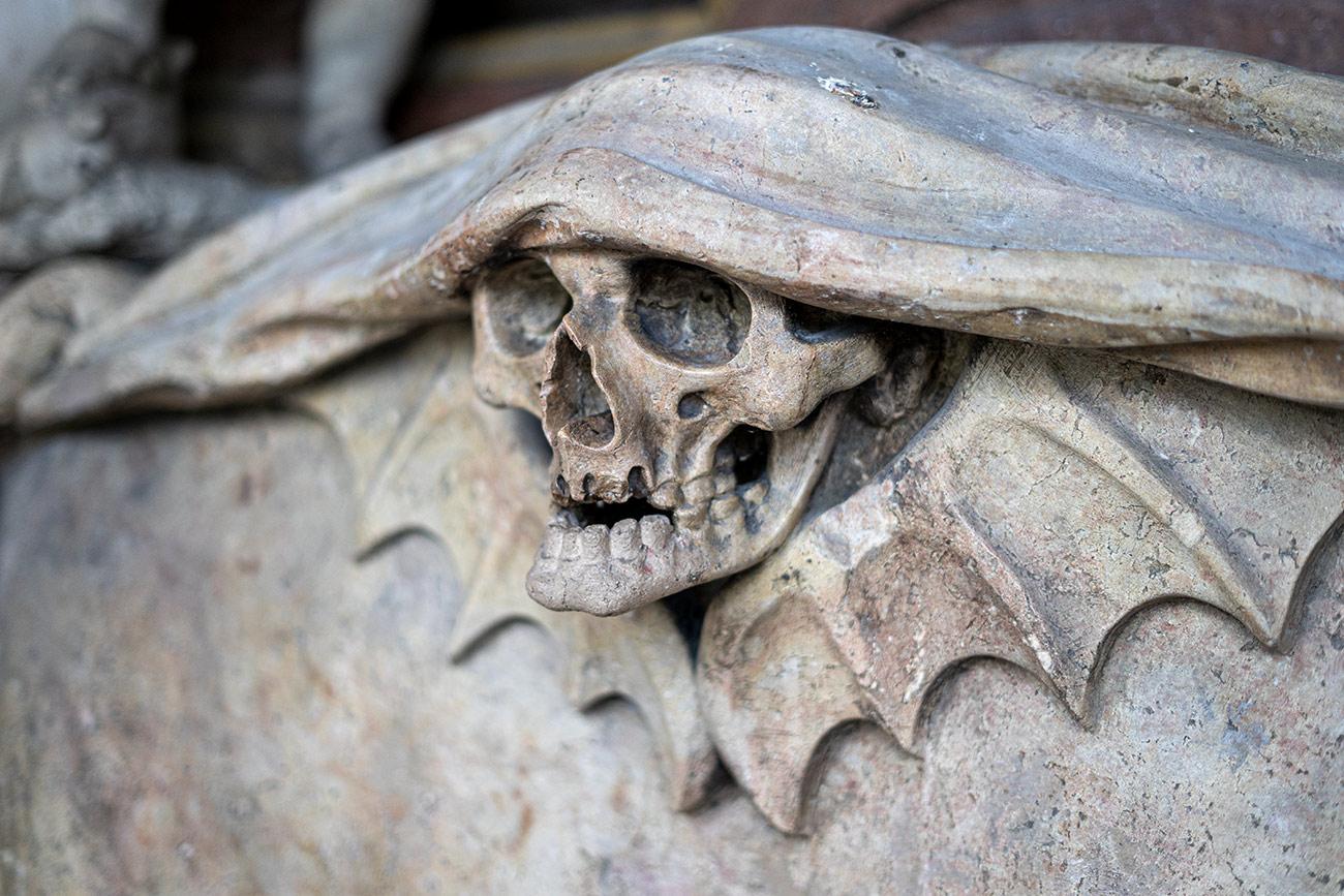 Grab am Sebastiansfriedhof (c) STADTBEKANNT Zohmann