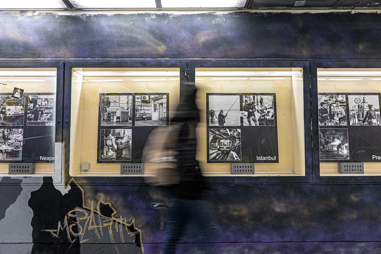 Underground Galerie (c) STADTBEKANNT Zohmann
