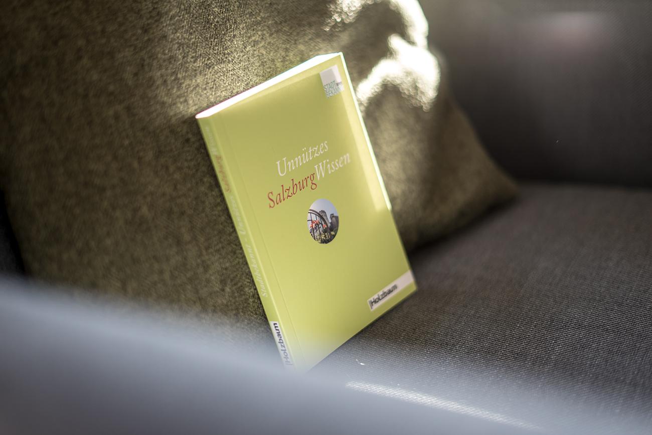 Unnützes SalzburgWissen (c) STADTBEKANNT Zohmann