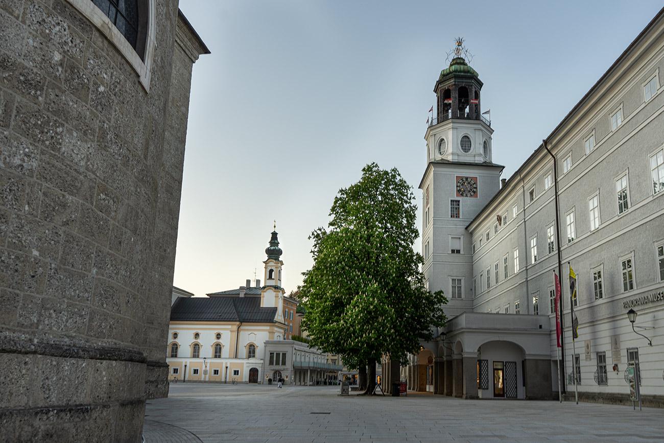 Glockenspielturm und Neue Residenz (c) STADTBEKANNT Zohmann