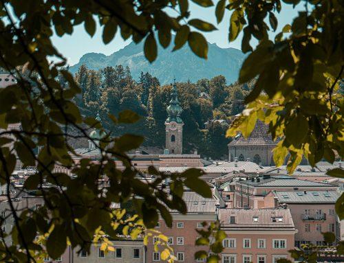 Wohin in Salzburg: 2.10. – 8.10.2020