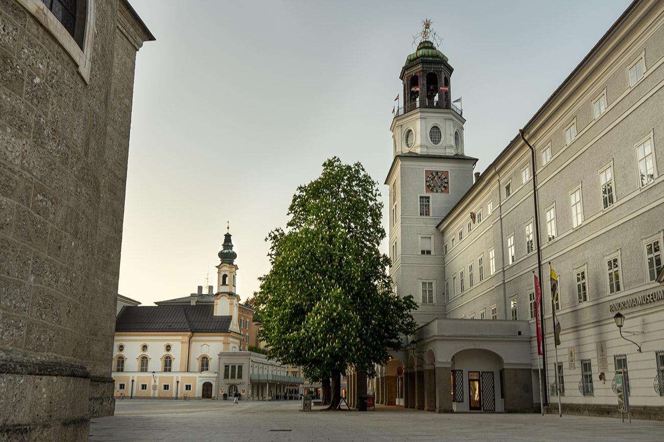 Glockenspielturm (c) STADTBEKANNT Zohmann