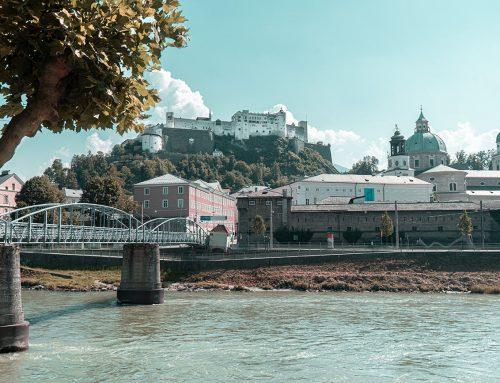 Wohin in Salzburg: 9.10. – 15.10.2020